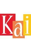 Kai colors logo