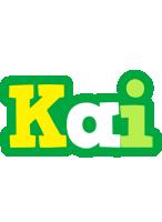 Kai soccer logo