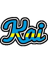 Kai sweden logo