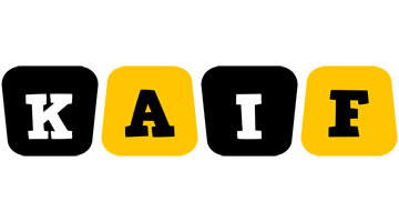 Kaif boots logo