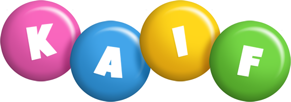 Kaif candy logo