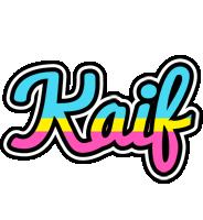 Kaif circus logo