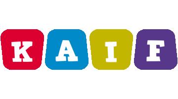 Kaif daycare logo