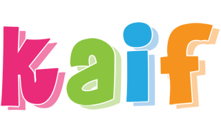 Kaif friday logo