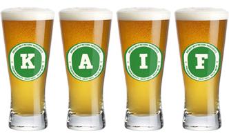 Kaif lager logo