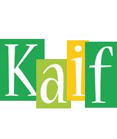 Kaif lemonade logo