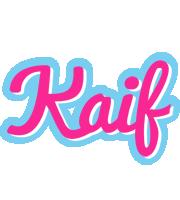 Kaif popstar logo