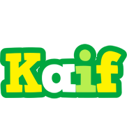Kaif soccer logo