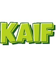 Kaif summer logo
