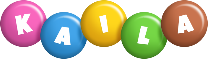 Kaila candy logo