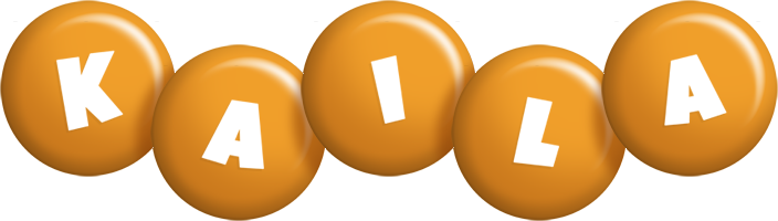 Kaila candy-orange logo