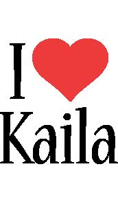 Kaila i-love logo