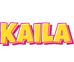 Kaila kaboom logo