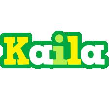 Kaila soccer logo