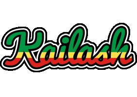 Kailash african logo