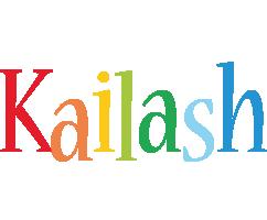 Kailash birthday logo