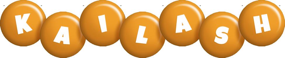 Kailash candy-orange logo