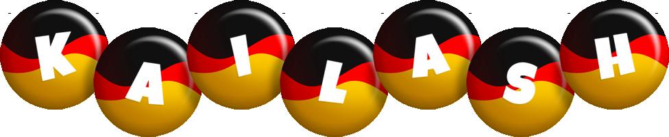 Kailash german logo