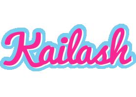 Kailash popstar logo