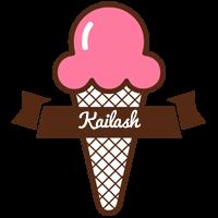 Kailash premium logo
