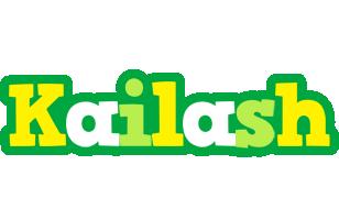 Kailash soccer logo