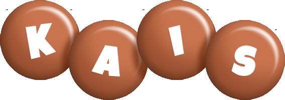 Kais candy-brown logo