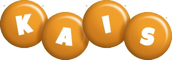 Kais candy-orange logo