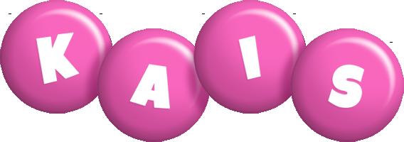 Kais candy-pink logo