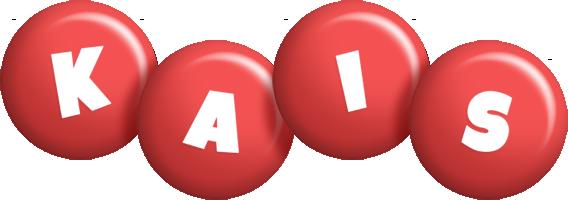 Kais candy-red logo