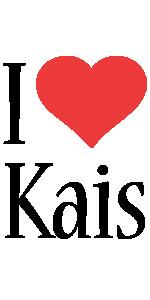 Kais i-love logo