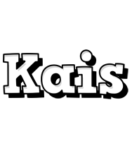 Kais snowing logo