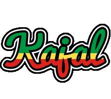 Kajal african logo