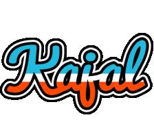 Kajal america logo