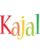Kajal birthday logo