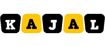 Kajal boots logo