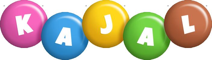 Kajal candy logo