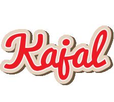 Kajal chocolate logo