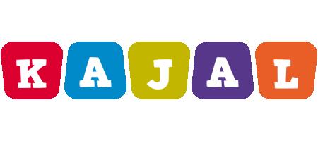 Kajal daycare logo