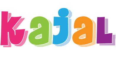 Kajal friday logo