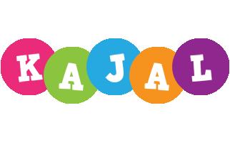 Kajal friends logo