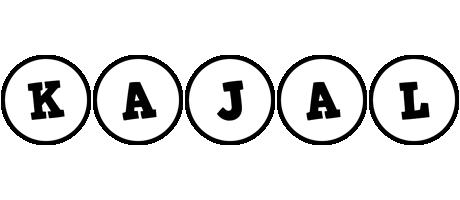 Kajal handy logo