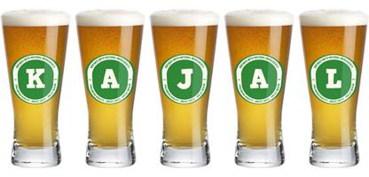 Kajal lager logo