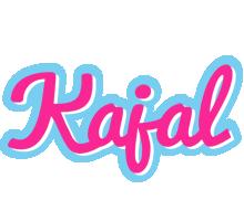 Kajal popstar logo