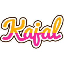 Kajal Logo Name Logo Generator Smoothie Summer Birthday Kiddo