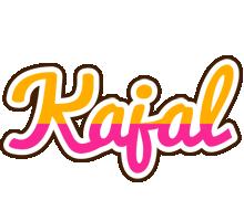 Kajal smoothie logo