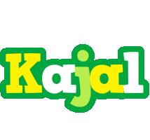 Kajal soccer logo