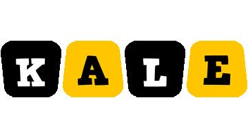Kale boots logo