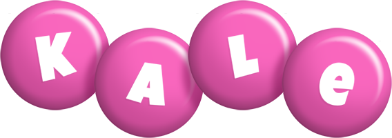 Kale candy-pink logo