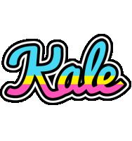 Kale circus logo
