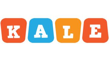 Kale comics logo
